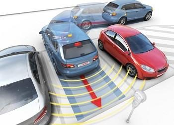 Установка парктроников на автомобиль (передние и задние)