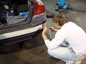 Как поставить парктроник