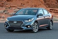 Тонировка стекол Hyundai Solaris