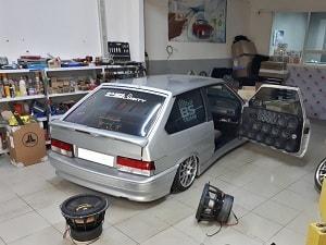Студия автозвука