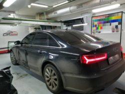Тонировка Audi A6 от CarWorks