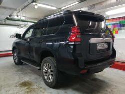 Тонировка Toyota Prado от CarWorks