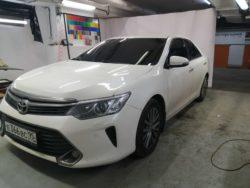 Тонировка Toyota Camry от CarWorks