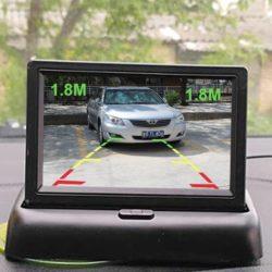 Задняя камера парктроника: Нужны ли водителю сзади глаза