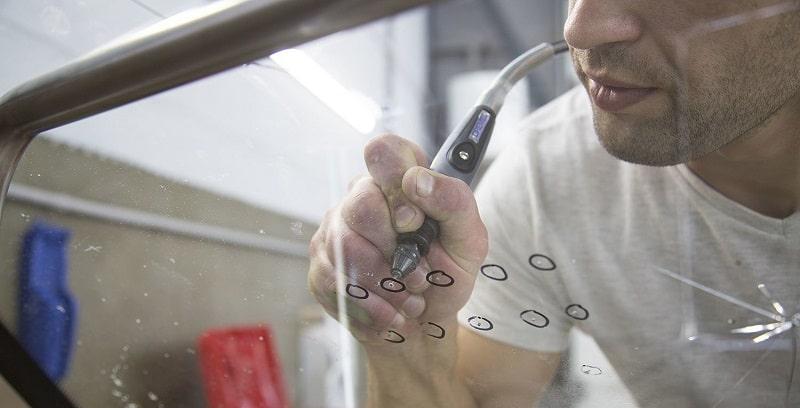 обучение ремонту сколов